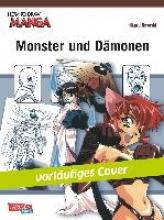 Hayashi, Hikaru How To Draw Manga: Monster und Dämonen
