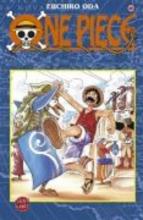 Oda, Eiichiro One Piece 46. Abenteuer auf der Geisterinsel
