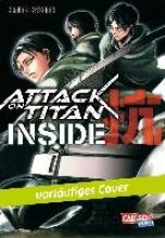 Isayama, Hajime Attack on Titan: Inside