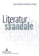 Literaturskandale