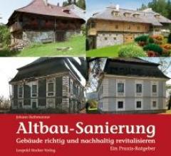 Rathmanner, Johann Altbau-Sanierung
