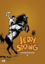 Jijé Jerry Spring Gesamtausgabe 05