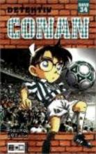 Aoyama, Gosho Detektiv Conan 34