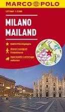 , MARCO POLO Cityplan Mailand 1:12 000