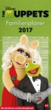 The Muppets Familienplaner 2017