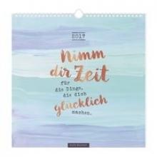 einzigARTig 2017 - Wandkalender