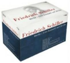 Schiller, Friedrich Friedrich Schiller - Werke Eine Auswahl auf 20 CDs