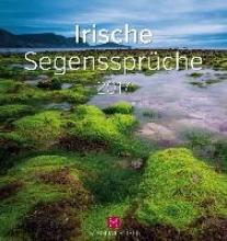 Irische Segenssprche 2017 Postkartenkalender