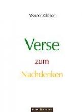 Ziltener, Werner Verse zum Nachdenken
