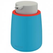 , Dispenser Leitz Cosy voor handzeep 300ml blauw