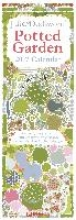 Potted Garden 2017 - Streifenkalender