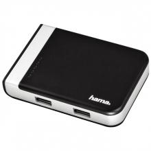 , Hub Hama 3.1 USB-C naar USB-A 3x inclusief adapter