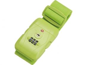 , Bagageriem Juscha met TSA slot groen