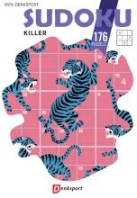 , Denksport puzzelboek Sudoku Killer