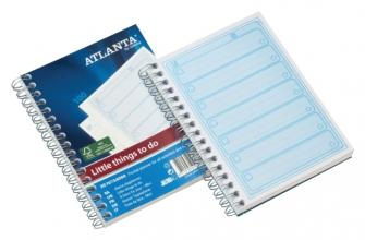 , Little Things to do Atlanta 145x110mm 100vel