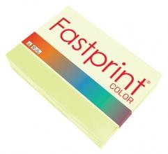 , Kopieerpapier Fastprint A4 80gr citroengeel 500vel
