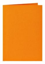 , Correspondentiekaart Papicolor dubbel 105x148mm Oranje