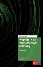 J.N.  Bouwman, M.J.  Boer Wegwijs in de Vennootschapsbelasting 2017