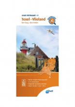 ANWB , Fietskaart Texel, Vlieland 1:66.666