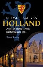 Henk `t Jong De dageraad van Holland