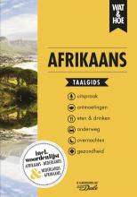 Wat & Hoe taalgids , Afrikaans