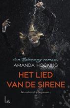 Amanda  Hocking Watersong 4 - Het lied van de Sirene