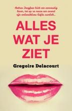 Delacourt, Gregoire Alles wat je ziet