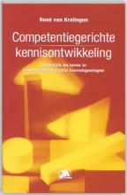 R. van Kralingen Competentiegerichte kennisontwikkeling