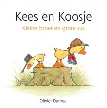 Olivier Dunrea , Kees en Koosje
