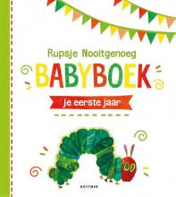 Eric Carle , Rupsje Nooitgenoeg Babyboek