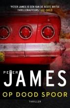 Peter  James Op dood spoor (4,99)