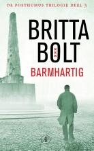 Britta  Bolt Barmhartig - De Posthumus trilogie Deel 3