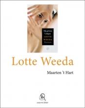 Maarten `t Hart Lotte Weeda (grote letter) - POD editie