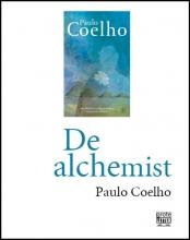 Paulo  Coelho De alchemist (grote letter)-POD editie