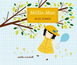 Natalie  Marshall Millie-Mae in de zomer