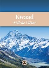 Nelleke  Vietor Kwaad - grote letter uitgave