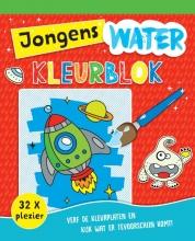 , Waterkleurblok Jongens