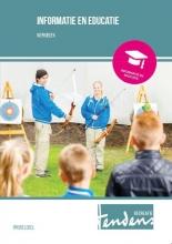 Carolien  Blankendaal Tendens Werkboek Informatie & educatie