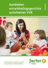 Aanbieden ontwikkelingsgerichte activiteiten VVE