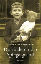 Steve  Sem-Sandberg De kinderen van Spiegelgrund