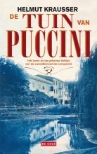 Krausser, Helmut De tuin van Puccini