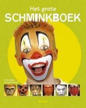 Aveline, E. / Coleman, J. Het grote schminkboek