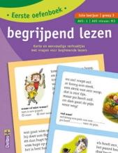 ZNU Eerste oefenboek begrijpend lezen AVI:1 AVI nieuw:M3