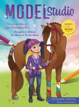 ZNU , Verzin en teken je eigen droompaarden Model Studio - Imagine et dessine les chevaux de tes rêves