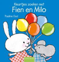 Pauline Oud , Kleurtjes zoeken met Fien en Milo