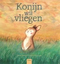 Bonnie  Grubman Konijn wil vliegen