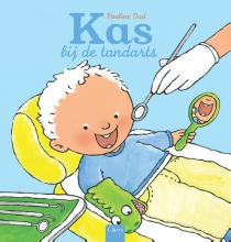 Pauline  Oud Kas bij de tandarts