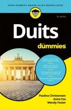 Paulina  Christensen, Anne  Fox, Wendy  Foster Duits voor Dummies