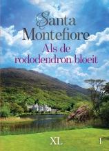 Santa Montefiore , Als de rododendron bloeit (in 2 banden)