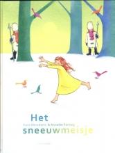 Koos  Meinderts Het sneeuwmeisje